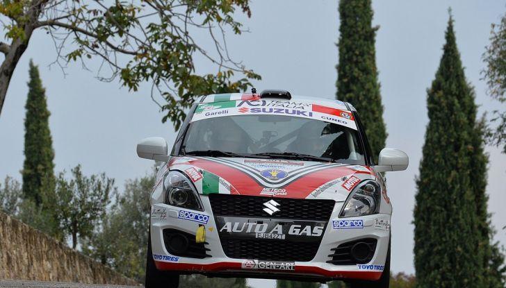 Suzuki: tutto  pronto per i trofei monomarca Rally Cup e Rally Trophy 2016 - Foto 2 di 10