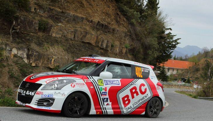 Suzuki: tutto  pronto per i trofei monomarca Rally Cup e Rally Trophy 2016 - Foto 4 di 10