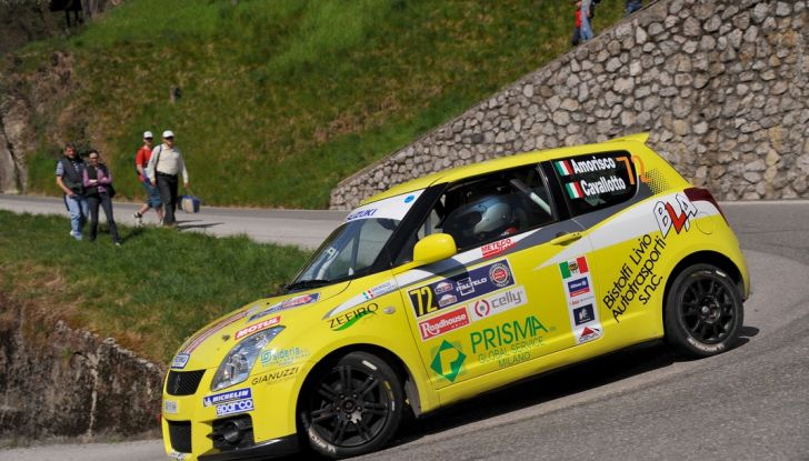 Suzuki: tutto  pronto per i trofei monomarca Rally Cup e Rally Trophy 2016 - Foto 7 di 10