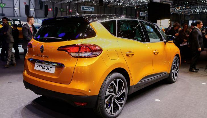 Nuova Renault Scenic: presentazione ufficiale e primi dati tecnici - Foto 12 di 29