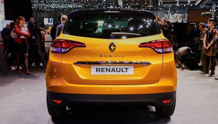 Nuova Renault Scenic: presentazione ufficiale e primi dati tecnici - Foto 5 di 29