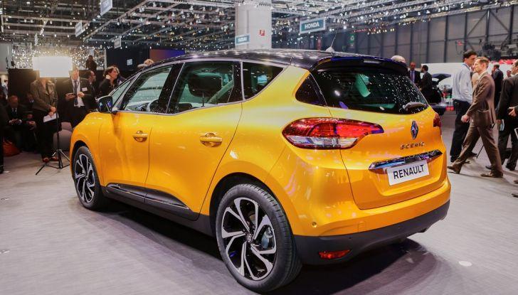 Nuova Renault Scenic: presentazione ufficiale e primi dati tecnici - Foto 13 di 29