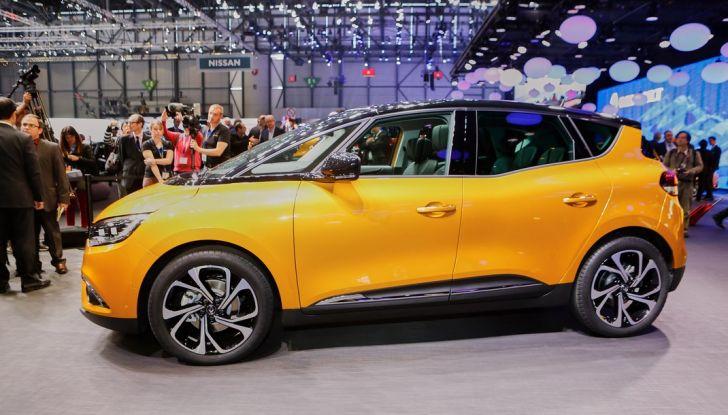 Nuova Renault Scenic: presentazione ufficiale e primi dati tecnici - Foto 11 di 29