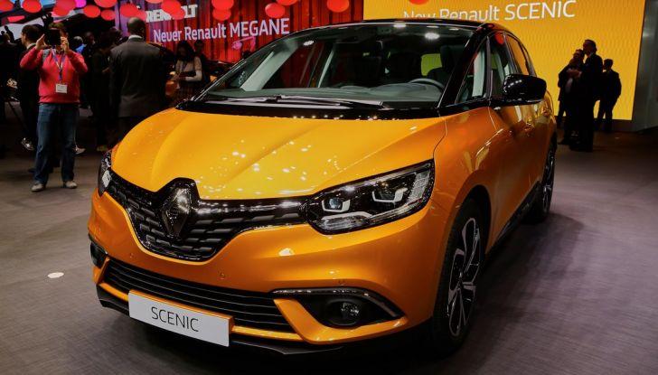 Nuova Renault Scenic: presentazione ufficiale e primi dati tecnici - Foto 1 di 29