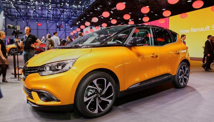 Nuova Renault Scenic: presentazione ufficiale e primi dati tecnici - Foto 8 di 29