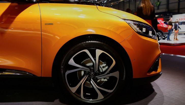 Nuova Renault Scenic: presentazione ufficiale e primi dati tecnici - Foto 4 di 29