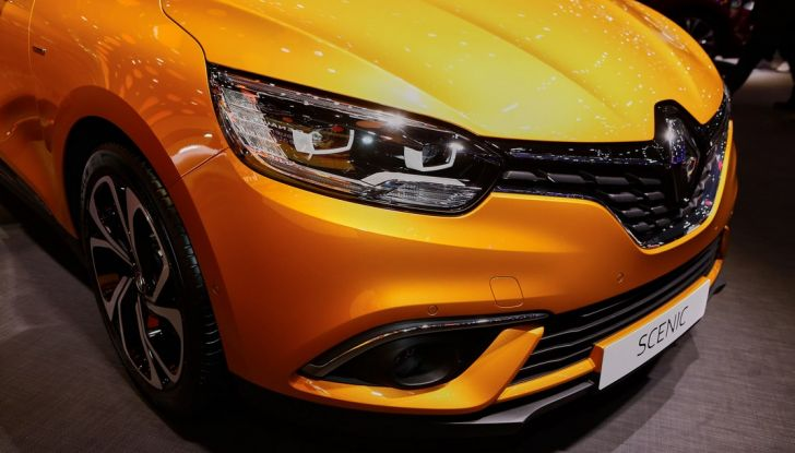 Nuova Renault Scenic: presentazione ufficiale e primi dati tecnici - Foto 6 di 29