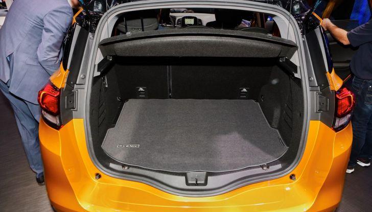 Nuova Renault Scenic: presentazione ufficiale e primi dati tecnici - Foto 9 di 29
