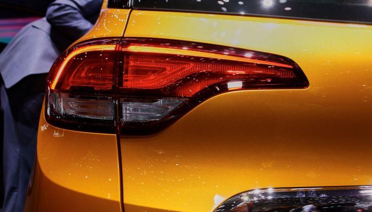 Nuova Renault Scenic: presentazione ufficiale e primi dati tecnici - Foto 7 di 29