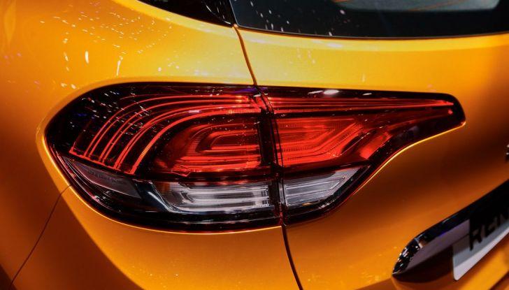 Nuova Renault Scenic: presentazione ufficiale e primi dati tecnici - Foto 10 di 29