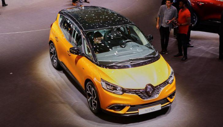 Nuova Renault Scenic: presentazione ufficiale e primi dati tecnici - Foto 3 di 29