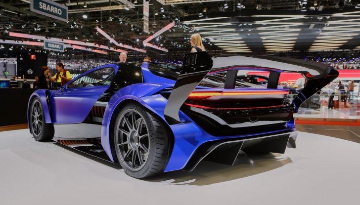 Le auto più sportive presenti a Ginevra 2016 - Foto 12 di 26