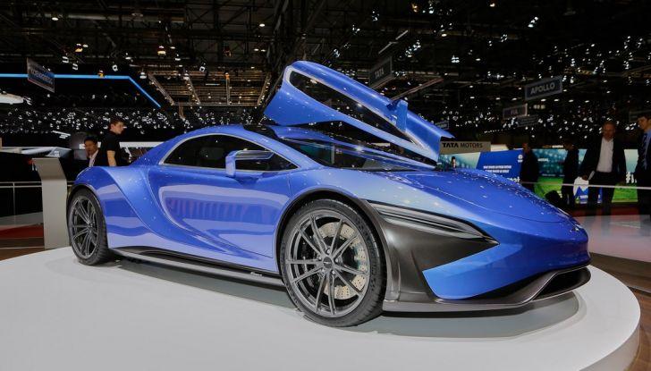 Le auto più sportive presenti a Ginevra 2016 - Foto 25 di 26