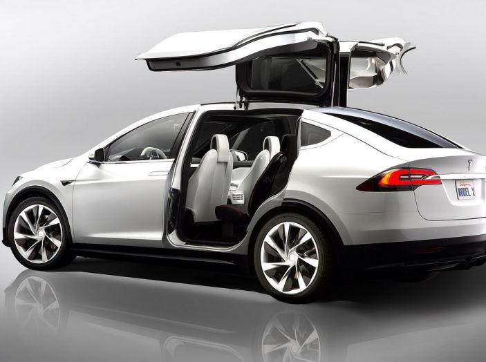 Stazioni Tesla Superchargers: la ricarica è di nuovo gratuita - Foto 8 di 10