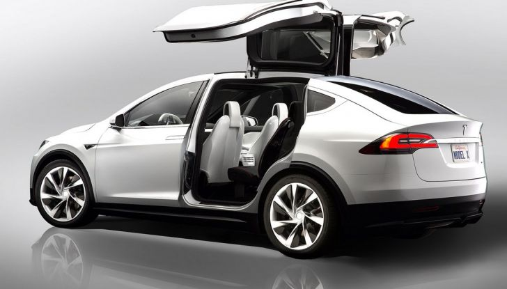 Supercharger Tesla, no all'utilizzo commerciale - Foto 8 di 10