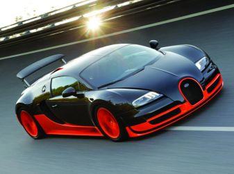 Bugatti - Veyron