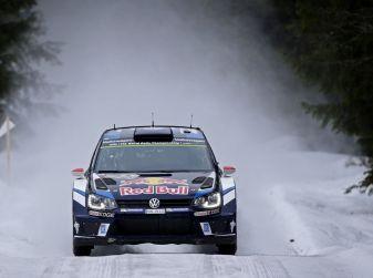 Volkswagen Polo R WRC vince con Ogier e Ingrassia il Rally di Svezia