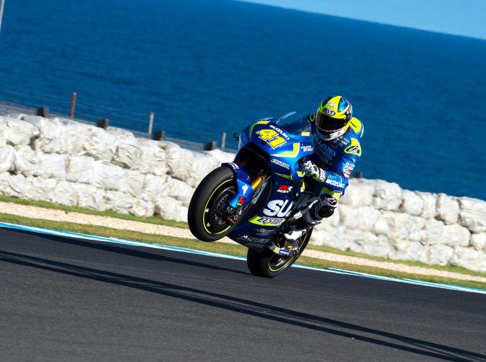 Test Phillip Island, Day2: torna il sole sulla MotoGP 2016 - Foto 27 di 30