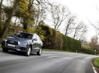 Audi Q3 2.0 TDI Sport 150 CV prova su strada, prezzi e consumi