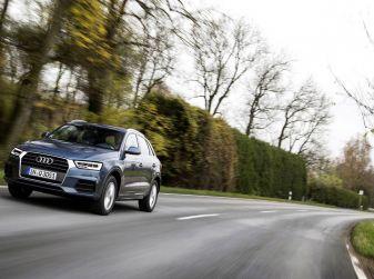 Audi Q3 2.0 TDI Sport 150CV prova su strada, prezzi e consumi