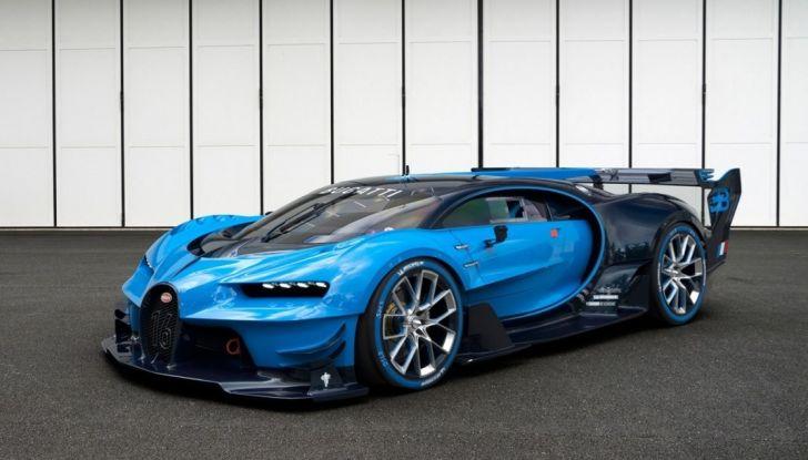 Bugatti Chiron Dakar: Rain Prisk sfida le leggi della fisica - Foto 6 di 9