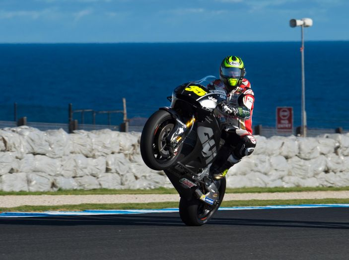 Test MotoGP a Phillip Island, Day3: Marquez mette tutti in fila, paura per Lorenzo - Foto 3 di 20