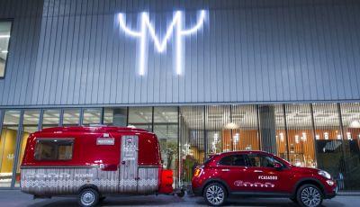 Fiat 500X e Casa 500 al Mudec di Milano