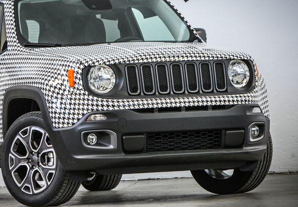 Jeep Renegade Tailormade by Garage Italia Customs per celebrare i 10 anni di Womanity - Foto 4 di 5