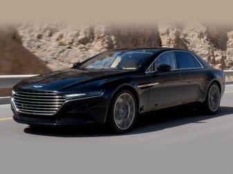 Aston Martin - Lagonda