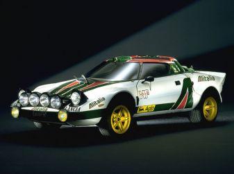 Lancia - Stratos