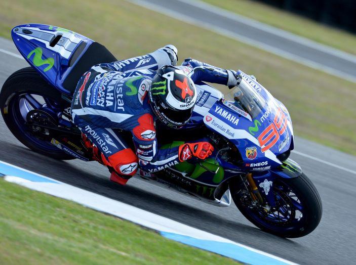 Test MotoGP a Phillip Island, Day3: Marquez mette tutti in fila, paura per Lorenzo - Foto 19 di 20