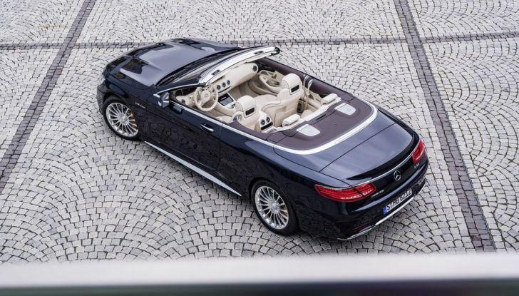 Mercedes-AMG S 65 cabrio al Salone di Ginevra 2016 - Foto 15 di 15