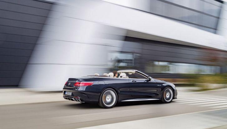 Mercedes-AMG S 65 cabrio al Salone di Ginevra 2016 - Foto 5 di 15