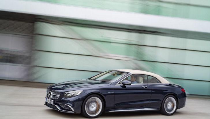 Mercedes-AMG S 65 cabrio al Salone di Ginevra 2016 - Foto 6 di 15