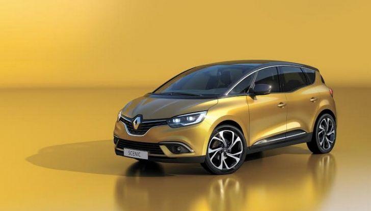 Nuova Renault Scenic: presentazione ufficiale e primi dati tecnici - Foto 17 di 29