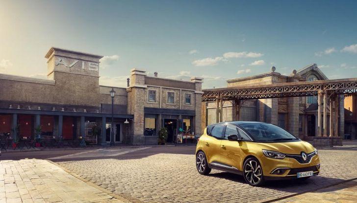 Nuova Renault Scenic: presentazione ufficiale e primi dati tecnici - Foto 16 di 29