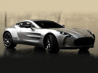 Aston Martin - One-77