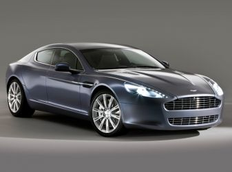 Aston Martin - Rapide