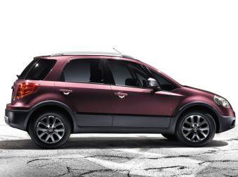 Fiat - Sedici