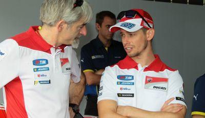 MotoGP, Ducati: Abbiamo preso Lorenzo perché Stoner ha detto no