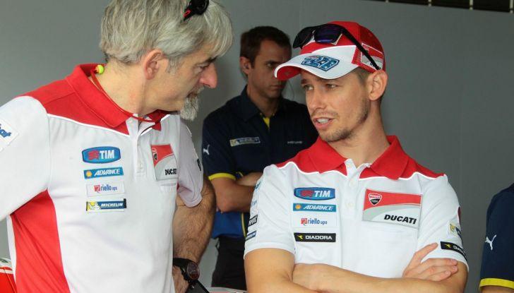 Ducati e Casey Stoner, perché sono saltati i test in Qatar? - Foto 3 di 8