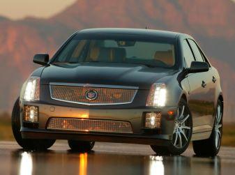Cadillac - STS