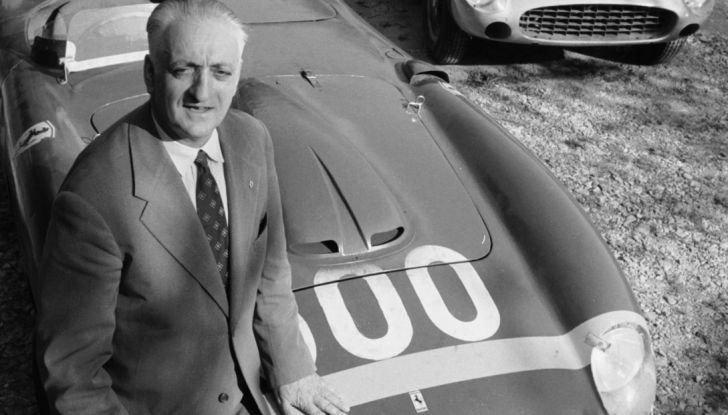 Enzo Ferrari: a trent'anni dalla scomparsa l'icona splende ancora - Foto 19 di 20