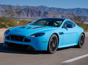 Aston Martin - V12