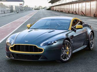 Aston Martin - V8