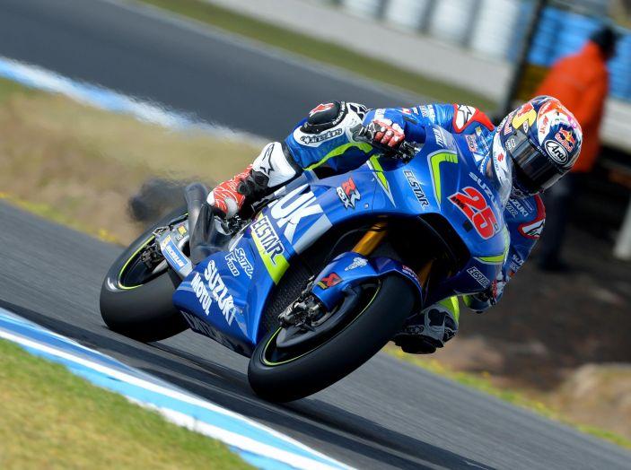 Test MotoGP a Phillip Island, Day3: Marquez mette tutti in fila, paura per Lorenzo - Foto 20 di 20