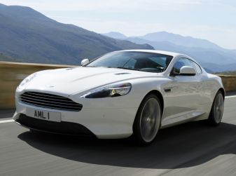 Aston Martin - Virage