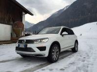 Volkswagen Touareg 3.0 Tdi 262 CV BMT Tiptronic prova su strada e prezzi