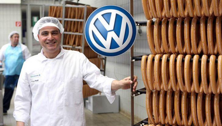 Lo sapevate che Volkswagen produce anche… - Foto 1 di 8