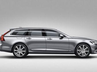 Volvo V90 da 46.900 € offre 3 anni di manutenzione inclusa